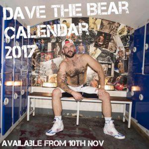 Dave the Bear Calendar